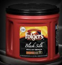Save 1 Off Folgers Black Silk Coffee 103oz Or Larger Printable