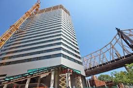 House Building by World S Tallest Passive House Building Rises At Cornell Tech