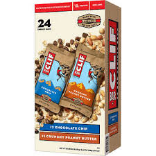 Clif Bar Variety Pack 24 Oz Count