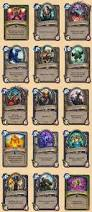 Hearthstone Priest Deck Beginner by The Grand Tournament Cards Hearthstone Metabomb