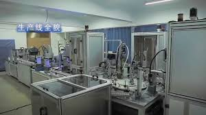 led bulb fully automatic production line