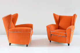 Orange Armchairs Pair Of Midcentury Orange Armchairs 1950s Design Market Orange Armchairs From Wilkhahn Set 2 For Sale At Pamono Benarp Armchair Skiftebo Ikea Fniture Paisley Accent Chair Burnt Living Room Great Swivel For Showing Modern Chairs Wingback Striped