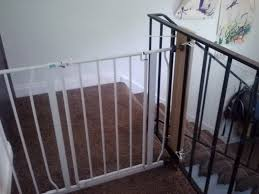 Toddler Dispute Resolution: How To Baby Proof A Banister Baby Proofing Banisters Carkajanscom Banister Baby Proof Guard Proofing Stairs House Of How To Install A Stair Safety Gate Without Ruing Your Banister Kidproofing The From Incomplete Guide Living Toolkit Mind Gaps Babyproofing Railing Make Own Diy Fabric Gate For Home Stair Safety Products Child Senior Custom Large And Wide Child Gates Safe Homes Amazoncom Kidkusion Kid Childrens Banisters Unique Railing Carpentry And Brilliant Ideas 42 Best Gates New Jersey 8 Amazing
