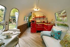 100 Inside Airstream Trailer A Passion For Vintage S NYTimescom Shot Of