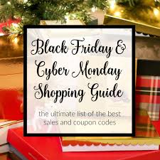 Black Friday & Cyber Monday Sales + Coupon Codes | Ashley ...
