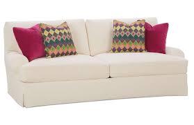 decor toile print oversized chair slipcover for living room