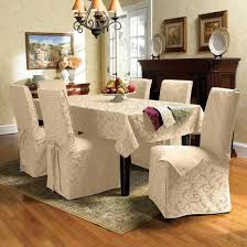 Easy And Elegant Diy Dining Chair Covers — The Wooden Houses ... Cotton Slip Cover For Echo Ding Chair Oatmeal Box Cushion Slipcover Reviews Joss Main How To Make A Custom Hgtv Trendy Slipcover Removable Fniture Chairs Inspirational Delightful Easy Room Covers House Home Diy 9 Steps With Pictures Sew Or Staple Craft Buds Arm Slipcovers Less Than 30 Howtos Easygoing Stretch Parsons Protector Soft Washable M4 Pieces Square Chocolate