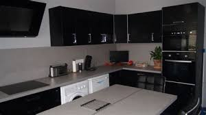 cuisine delinia decoration cuisine et salle de bain 5 cuisine delinia noir