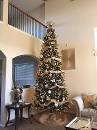 Artificial Christmas Trees 12 Feet Tall Concept Of 9 Ft Slim Tree