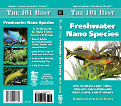 new book the 101 best freshwater nano species