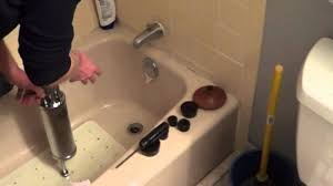 Bathtub Drain Clogged Standing Water bathtub won t drain standing water bathtub designs