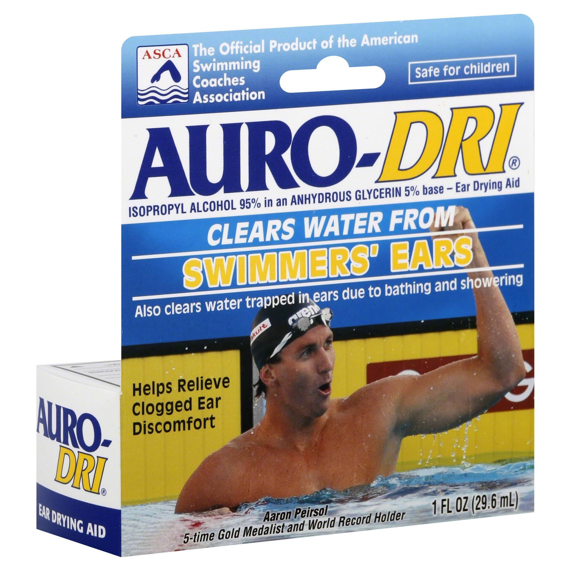 Aqua Auro-Dri Ear Water-Drying Aid