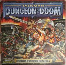 Warhammer Dungeon Of Doom Box Set A Talisman Extension