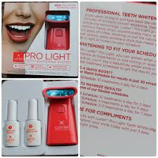Review Luster Pro White Teeth Whitening System – Chyaz