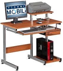 Techni Mobili Super Storage Computer Desk Canada by Best 25 Computer Workstation Desk Ideas On Pinterest Building A