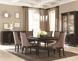 Elegant Kitchen Table Decorating Ideas by Contemporary White Dining Room Elegant Formal Table Decoration