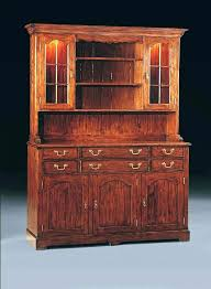 Dining Buffet And Hutch Showy Room With High