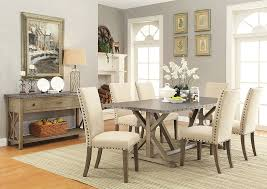 Dining Table W 6 ChairsCoaster Furniture
