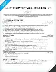 Professional Sales Resume Template Executive