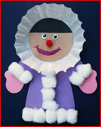 Winter Art And Craft For Toddlers Kristal Project Edu Hash With Regard To