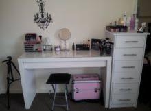 The 25 best Vanity desk ikea ideas on Pinterest