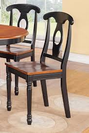 white oak kitchen chairs painted wood only 45 uk white dining