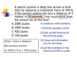 Using The Science Formula Page And Calculator Help