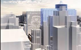 David Alfaro Siqueiros Murales La Nueva Democracia by Planean La Construcción De Un Rascacielos Cerca Del Polyforum