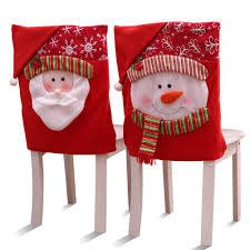 Vankcp New Year Chair Covers, Red Santa & Snowman Chair Covers For Holiday  Festive Dining Room Party Decorations Amazoncom 6 Pcs Santa Claus Chair Cover Christmas Dinner Argstar Wine Red Spandex Slipcover Fniture Protector Your Covers Stretch 8 Ft Rectangular Table 96 Length X 30 Width Height Fitted Tablecloth For Standard Banquet And House 20 Hat Set Everdragon Back Slipcovers Decoration Pcs Ding Room Holiday Decorations Obstal 10 Pcs Living Universal Wedding Party Yellow Xxxl Size Bean Bag Only Without Deisy Dee Low Short Bar Stool C114 Red With Green Trim Momentum Lovewe 6pcs Nordmiex Spendex 4 Pack Removable Wrinkle Stain Resistant Cushion Of Clause Kitchen Cap Sets Xmas Dning