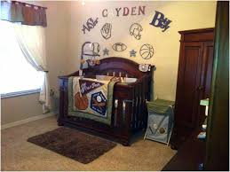 Bacati Crib Bedding by The Adorable Ideas Of Sport Themed Baby Bedding For Nursery Rooms