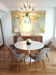 Creative Mid Century Modern Dining Room Furniture 17 Best Ideas