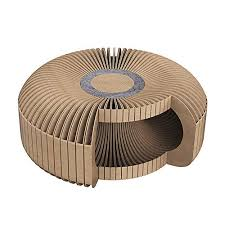 qweer nordic fan modernen minimalistischen deckenventilator