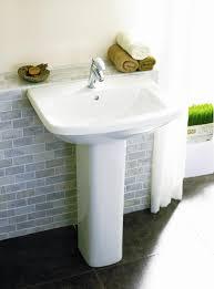 Kohler Archer Pedestal Sink Single Hole by Pedestal Lavatory Lavatories Bathroom Products Kohler Asia
