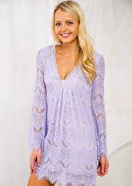 almond cake womens lace dress lilac sale stelly