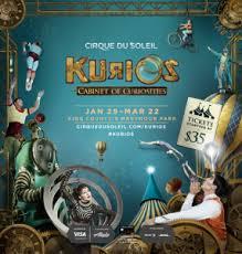 Cirque Du Soleil Cabinet Of Curiosities Seattle by Tickets To Cirque Du Soleil U0027s Kurios Movin 92 5 Seattle U0027s 1