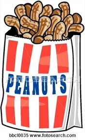 Bag Peanuts Clipart ClipartXtras