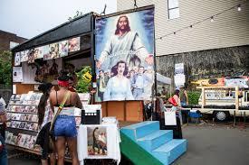 Seattle Street Food Festival And Night Market