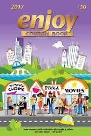 2017 Enjoy Coupon Book By SaveAround