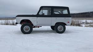 1969 Ford Bronco Classics For Sale - Classics On Autotrader