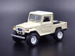 1980 TOYOTA LAND Cruiser Truck Fj40 Rare 1/64 Limited Diorama ...
