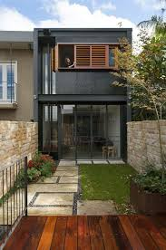 Small Narrow House Plans Colors Best 25 Small House Design Ideas On Pinterest Small Guest