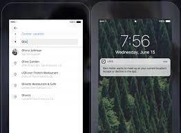 Uber Update Lets You Set a Friend s Location as a Ride Destination