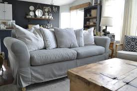 Crate And Barrel Axis Sofa Cushion Replacement custom slipcovers and couch cover for any sofa online