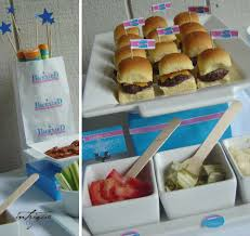 BBQ Birthday Party Ideas