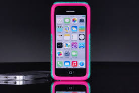 iPhone 5c Case OtterBox muter Series Retail Packaging