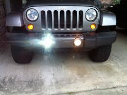 installing new led fog light bulbs tonight jeep wrangler forum