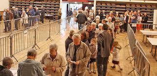 aux bureaux le télégramme le faouët élections affluence aux bureaux de vote