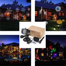 Halloween Contact Lenses Ebay by Tomshine Halloween Christmas Easter Led Rotating Projector Light