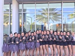 Cougarettes Make Impression With Modest Competition Dress