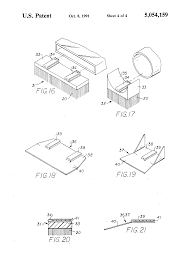 Air Powered Floor Scraper by Patent Us5054159 Debris Removal Apparatus For Power Blowers